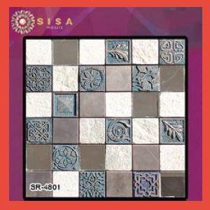 Designer Sisa Glass Mosaic Tile