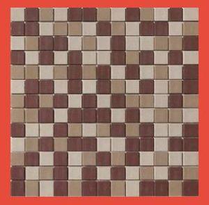 Matte Finish Glass Kitchen Mosaic Tile