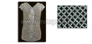 Butted Chainmail Sleeveless Shirt