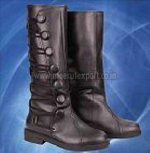 D' Artagnan Mens Leather Boots