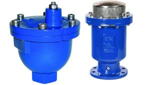 Combination Air Release Valves