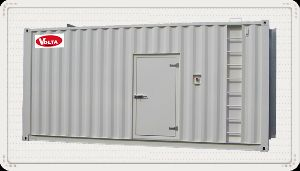 Sound Proof Iso Container