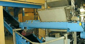 Continuous Twin Shaft Paddle Mixers