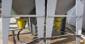 Pneumatic Conveying System For Automatic Recovery