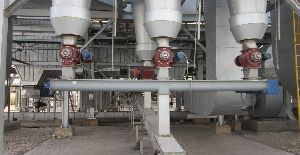 trough screw conveyors