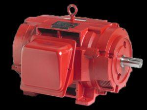 Electric Fire Pump Motors
