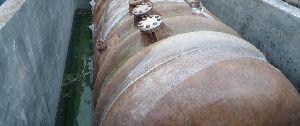 GRP Petroleum Storage Tanks