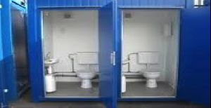 Western Type Portable Toilets