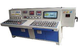 Construction Machine Control Panel