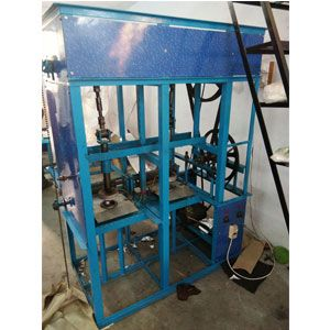 Fully Automatic Double Die Paper Padia Machine