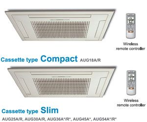 Cassettes Air Conditioners