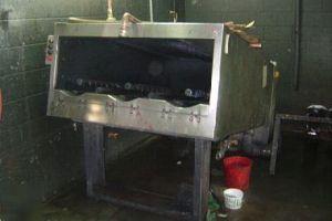 Rotary Screen Washing Machine