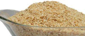 Organic Roasted Hulled Sesame Seeds