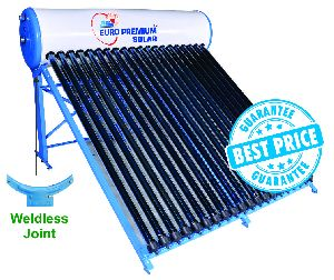 Etc Solar Water Heating System