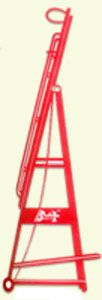 Aluminum Telescopic Tower Ladder