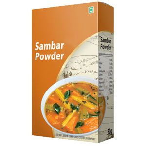 Instant Mixes Sambar Powder