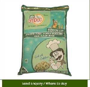 Sona Masuri Old Raw Rice