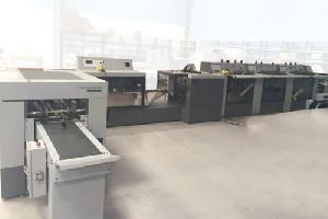 Heidelberg Stichmaster Binding Machines