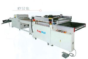 KEYWELL AUTOMATIC SCREEN UV MACHINE