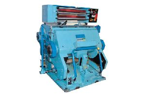 Used Daya Die Cutting Machine