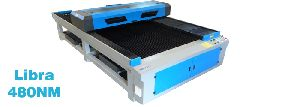 Metal And Non Metal Laser Cutting And Engraving Machine