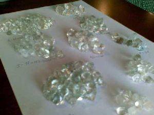 Rough Uncut Gem Diamonds