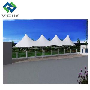 Ptfe Tensile Membrane High Strength Shade Fabric