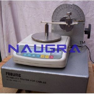 Cables Pliability Tester
