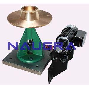 Motorised Flow Table Concrete Testing Equipment