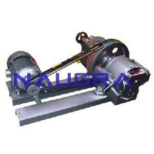 Pulveriser - Concrete Testing Equipment