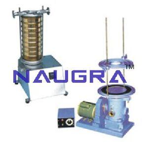 Sieve Shaker Gyratory Soil Testing Equipment