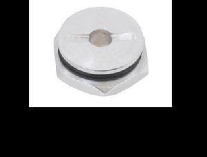 Aluminum safety valve