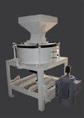 Horizontal Stone Flour Mill