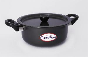 Anodised Stew Pot
