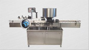 Automatic Vertical Rotary Wrap Round Sticker Labelling Machineq