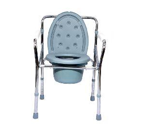 Commode Chair Aluminium