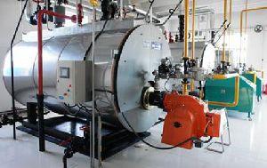 Industrial Steam Boiler