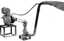 Borehole Lineshaft Irrigation Pump