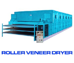 JET VENTILLATED Core Veneer VENEER DRYER