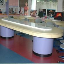 Heavy Duty Vinyl Flooring in Rolls