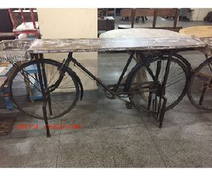 Old Cycle Body