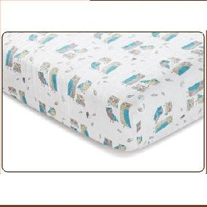 Custom Print Baby Bedding Crib Sets
