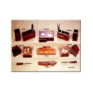 Wooden Trays Ash Paper And Pen Box
