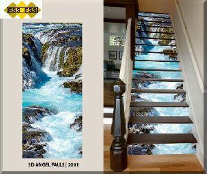 3d Step Risers Tiles