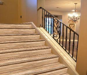 4 Ft Wooden Step Riser Tiles
