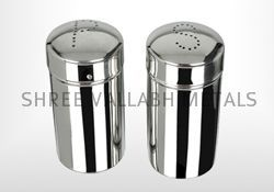 Stainless Steel Salt And Pepper