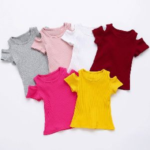 Girls Cotton Tops