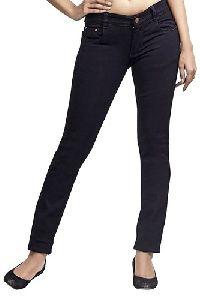 Ladies Cotton Jeans