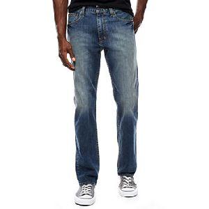 Mens Cotton Jeans