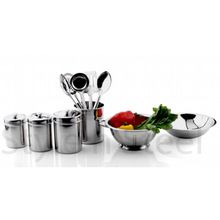 Stainless Steel Condiment Container Sets